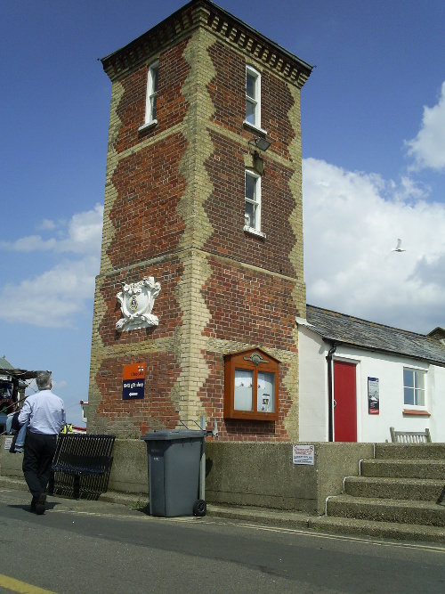 Aldeburgh - another lookout tower