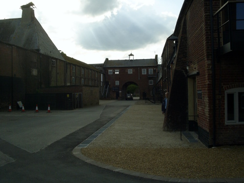 Snape - the Maltings