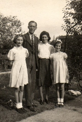 Grandfather Lake, Whit, Jean and Betty